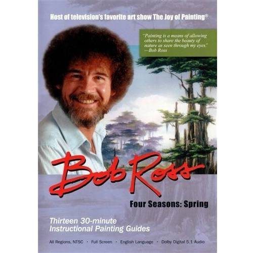 The Joy Of Painting: Bob Ross Spring Collection (Full Frame)