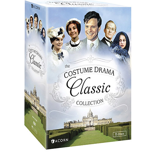 The Costume Drama Classic Collection (Widescreen)