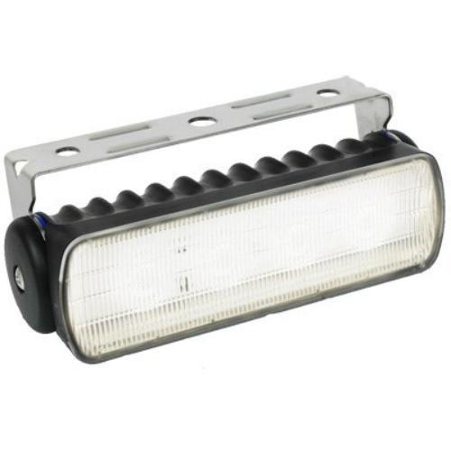 Flood Light, LED, 550 Lumen, Black