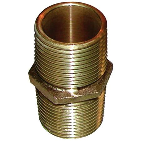 Groco Bronze Pipe - Groco PN-2000 Bronze 2.37