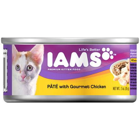 Iams Canned Cat Food