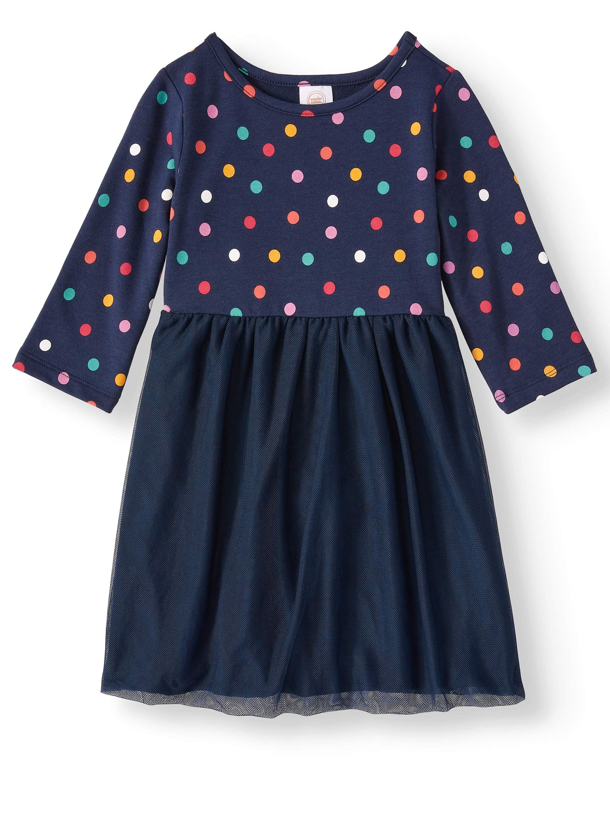 EGG BY SUSAN LAZAR Toddler Girl/'s Plum Classic Knit Dress W3CK648T $70 NEW