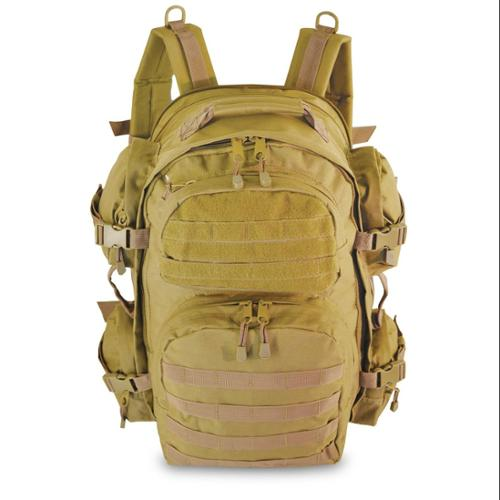 Explorer Tactical 3 Day Survival Military Style Backpack With Molle Webbing