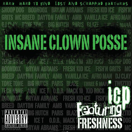 Featuring Freshness (2CD) (Explicit)