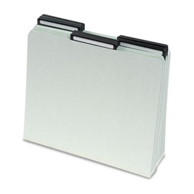 Smead 13430 Pressboard Metal Tab Folders  1 inchExpansion  1/3 Cut  Top Tab  Letter  GG  25/Bx