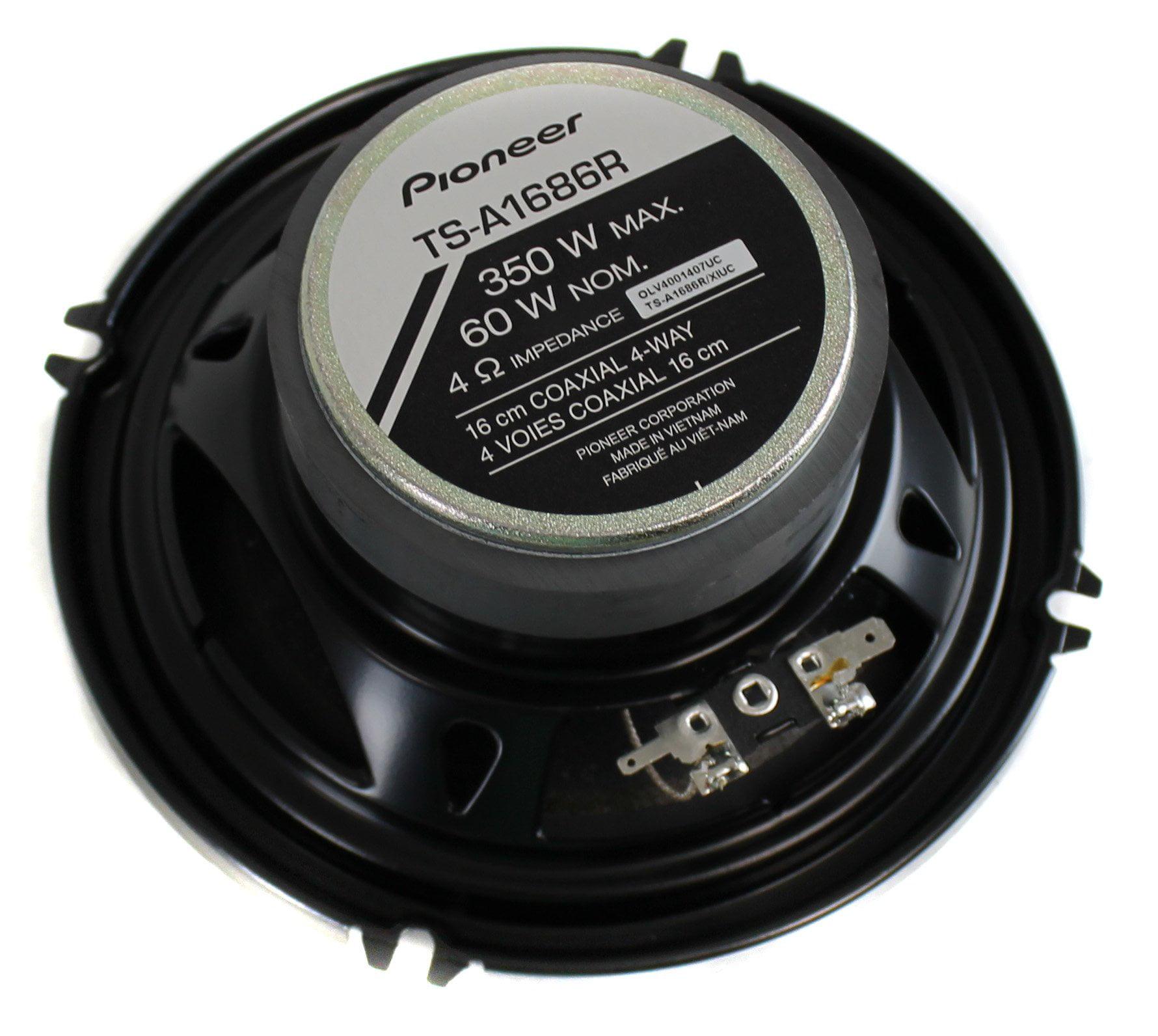 Car Audio Pioneer TS-A1686R 6.5