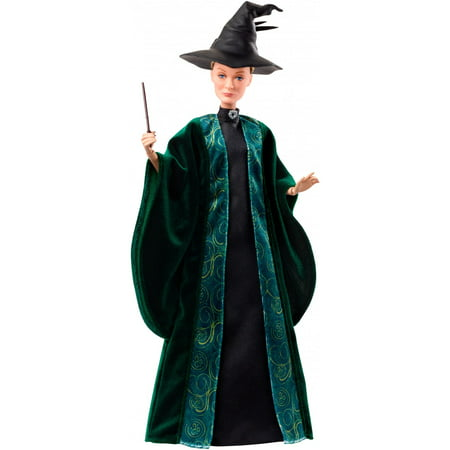Harry Potter Minerva McGonagall Film-Inspired Collector Doll (Modern Collectors Dolls)