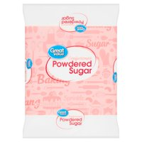 Great Value Confectioners Powdered Sugar, 2 lb