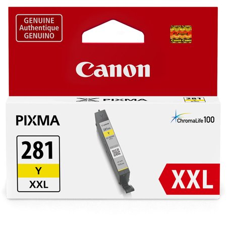 Canon CLI-281 XXL Yellow Ink Tank (11.7mL)