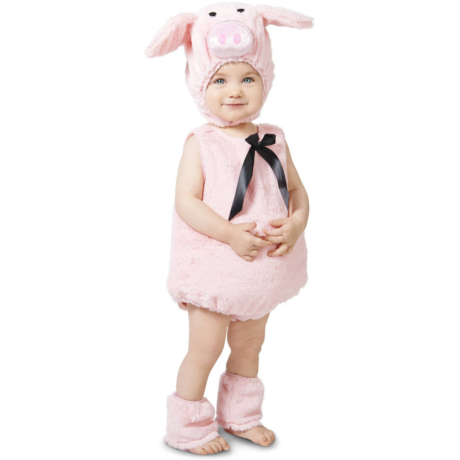 sc 1 st  Walmart & Little Pink Piglet Infant Halloween Costume - Walmart.com
