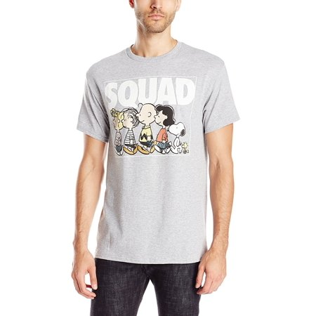 Peanut Squad Adult T-Shirt (Squad Shirts)