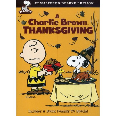 Charlie Brown Thanksgiving ( (DVD))