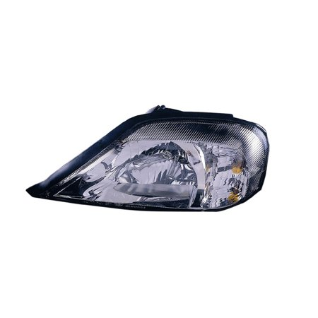 Replacement Driver Side Headlight For 96-05 Mercury Sable FO2502168