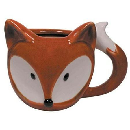 Fox Ceramic Coffee Mug ()