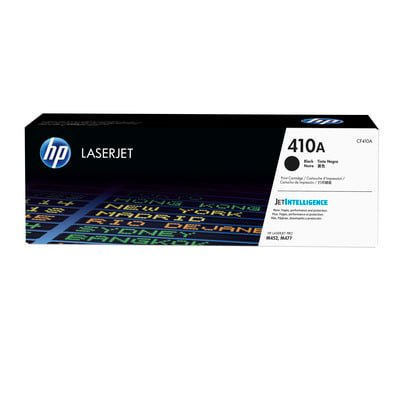 HP 410A Black Original LaserJet Toner Cartridge (Toner For Hp Laserjet P3005)