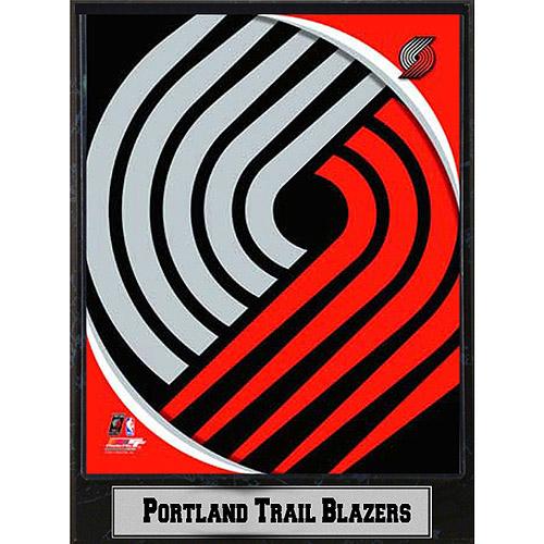 NBA Portland Trail Blazers Photo Plaque, 9x12