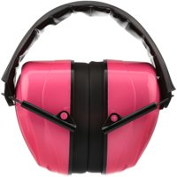 Champion Pink Passive Ear Muffs Carded Pack