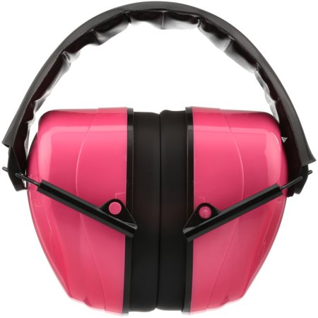 Champion Pink Passive Ear Muffs Carded Pack (Champion Ear Protection)