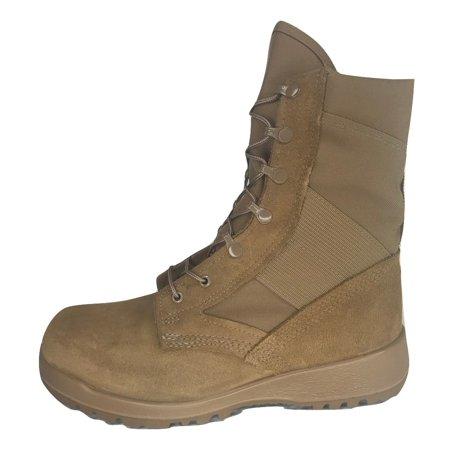 Original Footwear's Altama 41800 Coyote Hot Weather Combat Boot 6 E US