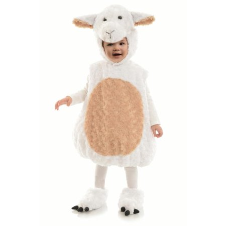 Little Lamb Infant Costume (Toddler Lamb Costume by Underwraps Costumes)
