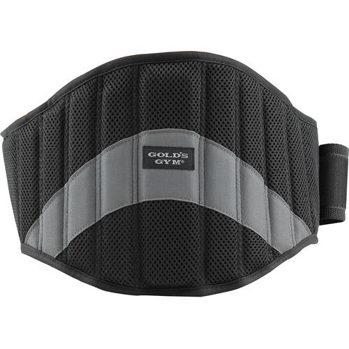 Gold's Gym Contoured Weight Belt, S/M