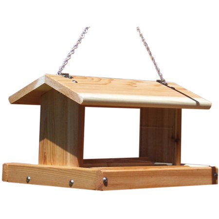 Stovall Wood 8-10 LB Standard Hanging Feeder