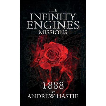 1888: The Ripper Revelation - eBook (Infinity Engine)