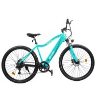 Gotrax Emerge 26 Inch 7 Speed Gear Electric Bike with Removable Battery