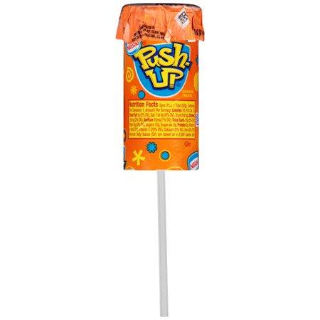 nestle push up orange frozen treats fl oz. Black Bedroom Furniture Sets. Home Design Ideas
