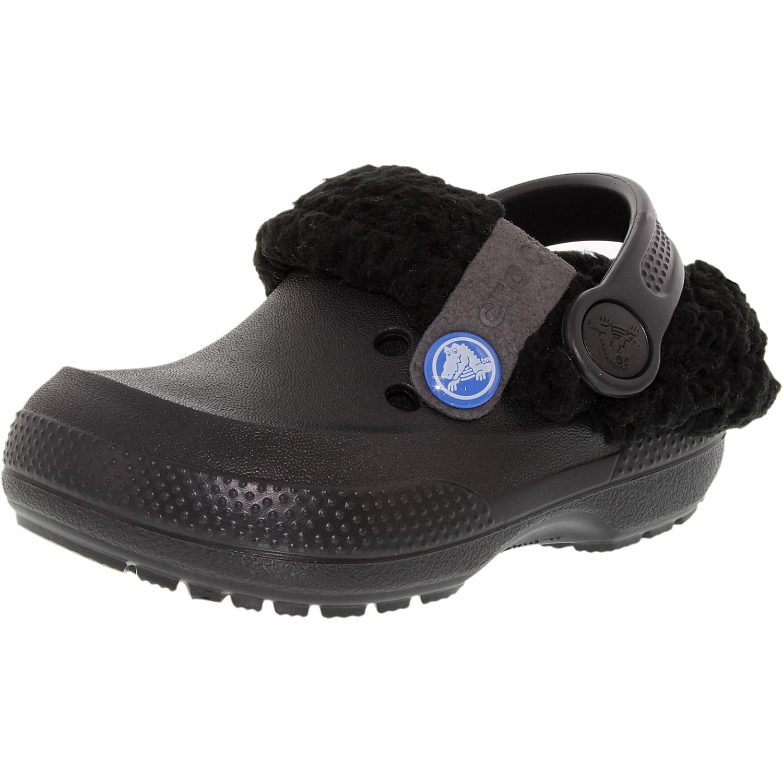 Crocs Boy's Kids Blitzen Ii Ankle-High Rubber Flat Shoe by Crocs