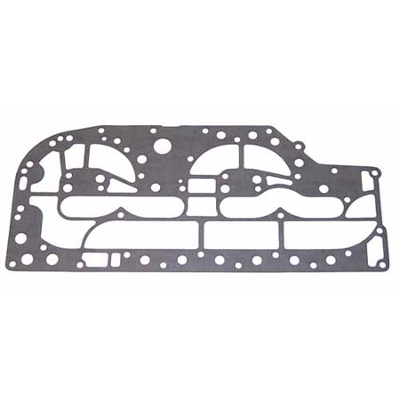 Sierra Outer Exhaust Plate Gasket 18-2610