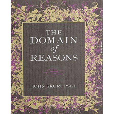 The Domain of Reasons - image 1 of 1