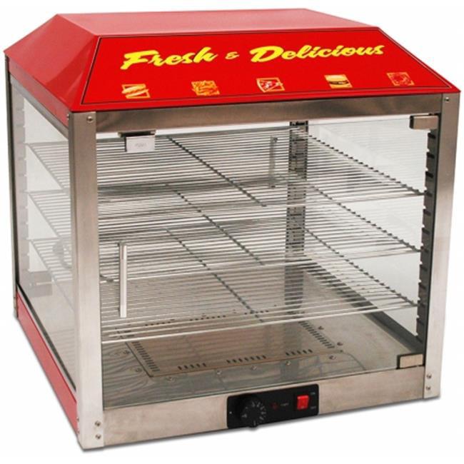 Benchmark 2 door food warmer Merchandiser 51048