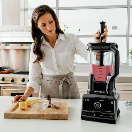 Ninja Chef High Speed Countertop Blender Food Processor (Certified Refurbished) (Ninja Food Processor 1500)
