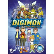 Digimon Frontier: The Complete Forth Season (DVD)
