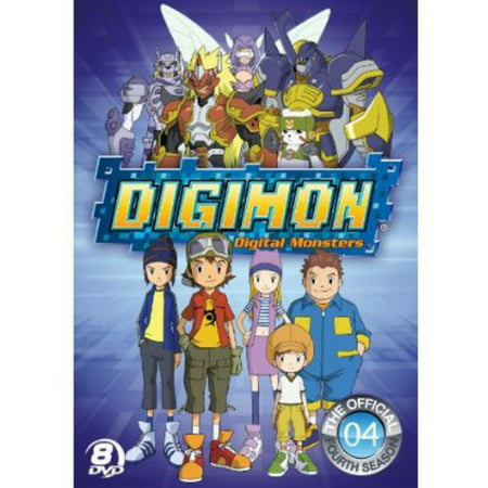 Digimon Frontier: The Complete Forth Season (DVD) - Halloween Digimon
