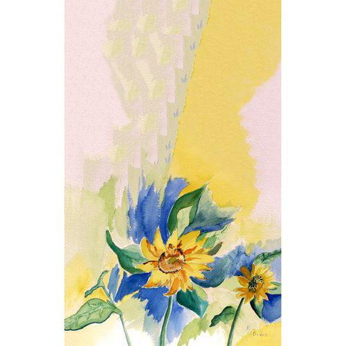 Sunflower Dishcloth