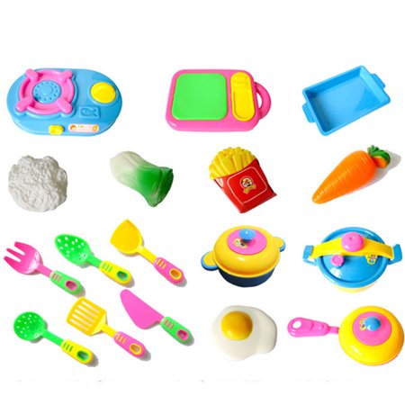 Colorful Baby & Toddler Learning Toy Development and Educational Gift Building Bricks Toys/Musical Kit / Kitchen toy for Preschoolers Baby Newborn Kids Boys Girls Infant Children  - image 6 de 10