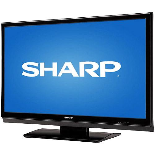 "Sharp 46"" Class Full HD 1080p LCD HDTV with Digital Tuner, LC46SB54U"