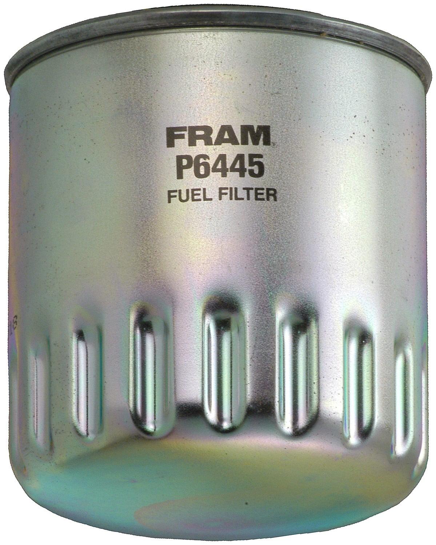Fram P6445 Fuel Filter for Mercedes-Benz 190D, 300D, 300SD, 300SDL, 300TD -  Walmart.com