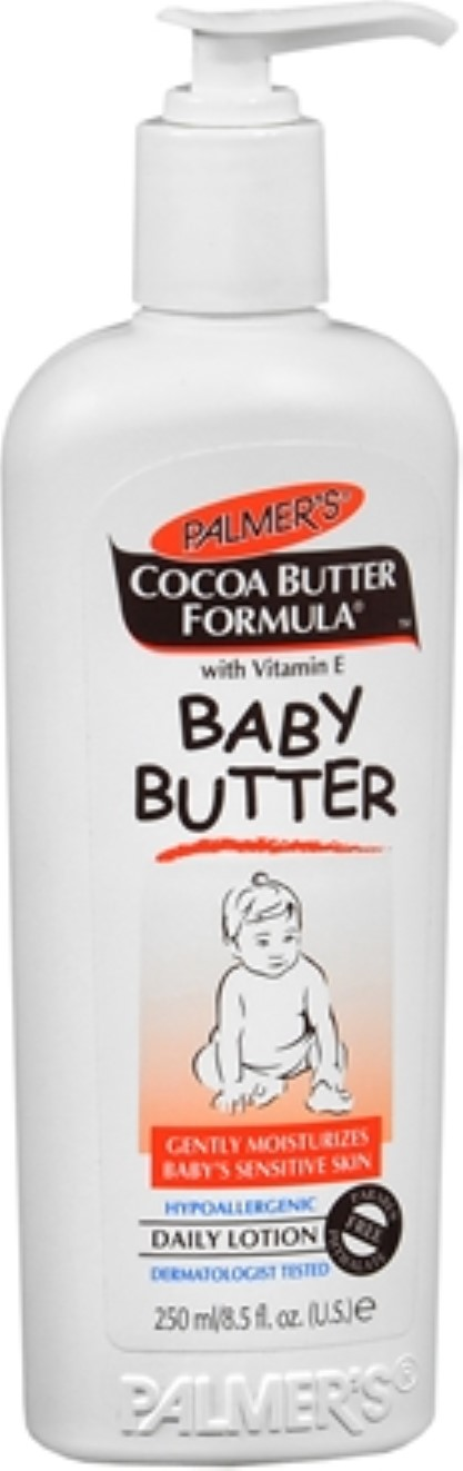 Palmer's Cocoa Butter Formula Baby Butter Lotion 8.50 oz (Pack of 6) by