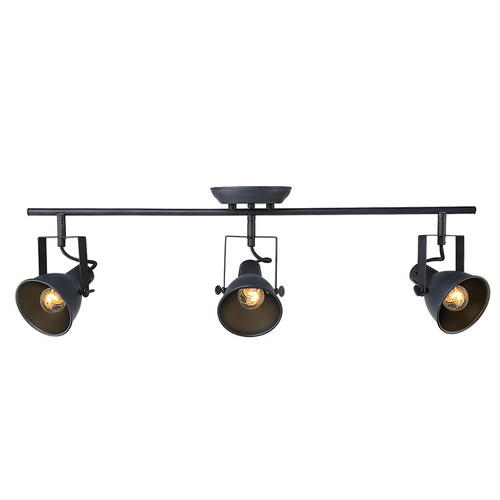 vintage track lighting. LNC Industrial Edison Vintage Style 3-Light Track Lighting Ceiling Light Vintage Track Lighting