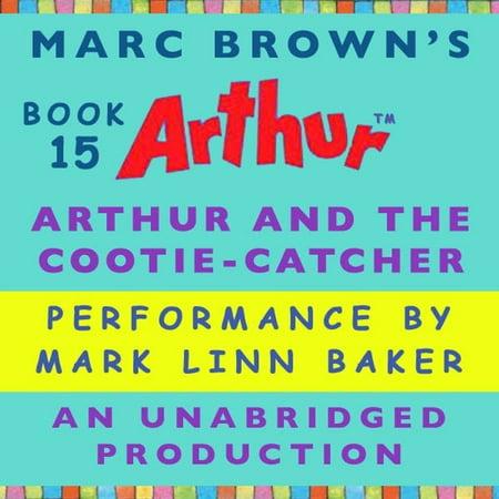 Arthur and the Cootie-Catcher - Audiobook - Halloween Cootie Catchers