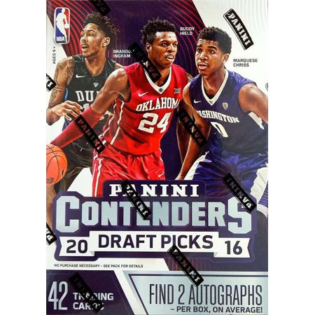 Nba Basketball 2016 17 Panini Contenders Trading Card Blaster Box