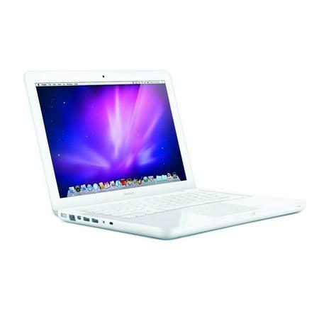 Mac 250 Wash (Apple MacBook MB403LL/A Intel Core Duo T830 X2 2.4GHz 2GB 250GB White (2008 Model) - Refurbished)