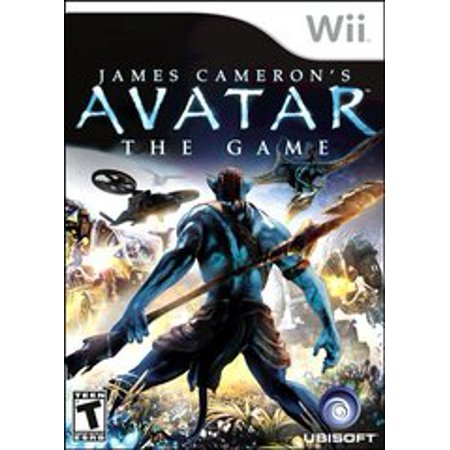 James Camerons Avatar The Game - Nintendo Wii (James Cameron Avatar The Game Activation Key)