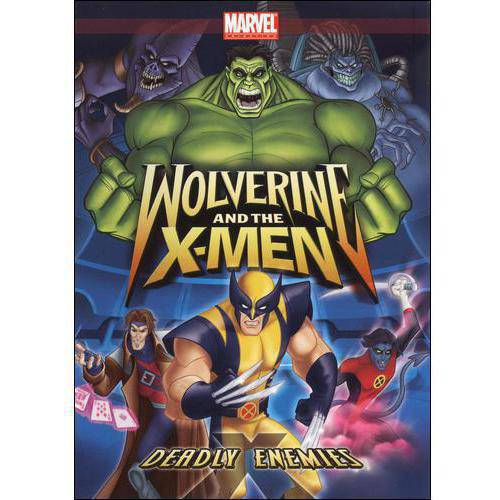Wolverine And The X-Men: Deadly Enemies (Widescreen)