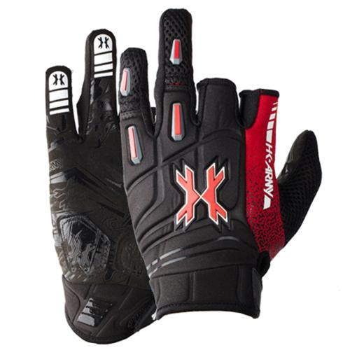HK Army Paintball Pro Gloves - Lava