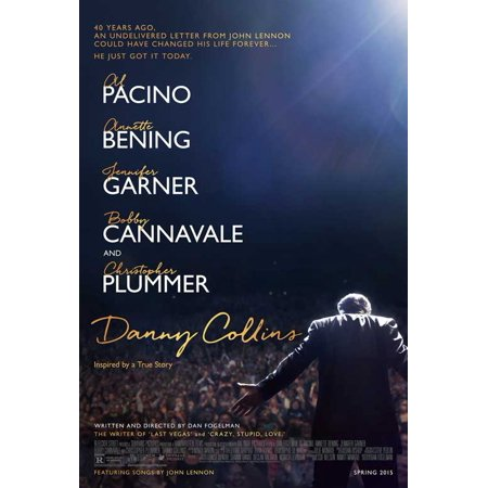 Danny Collins  2015  11X17 Movie Poster