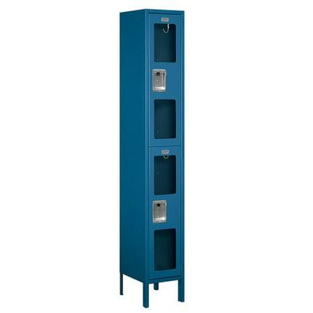 - Salsbury Industries 1 Tier 1 Wide Gym and Locker Room Locker